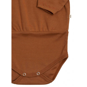 Organic cotton rompers-Ingva Clay