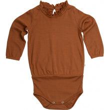 Load image into Gallery viewer, Organic cotton rompers-Ingva Clay