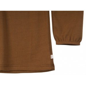 Organic cotton top-Ingunn Amber