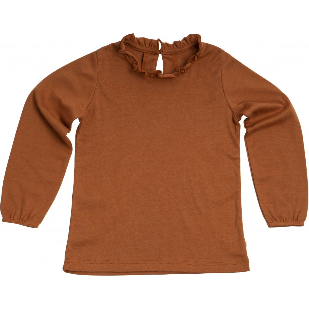 Organic cotton top-Ingunn Clay