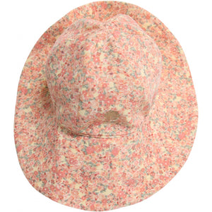[40%OFF]UV Sun Hat- lemon curd flowers