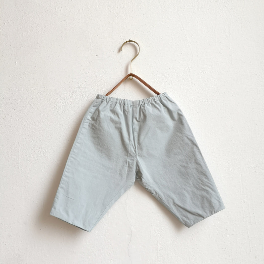 Trousers-grey blue