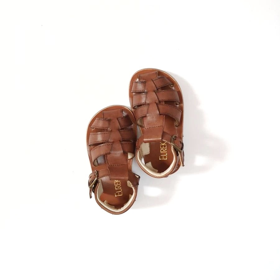 Sandals Ascot rubber sole (in-stock)