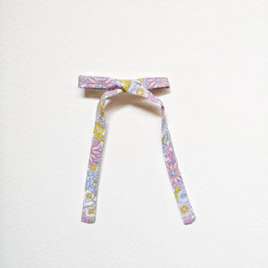 Liberty cord bow June blossom