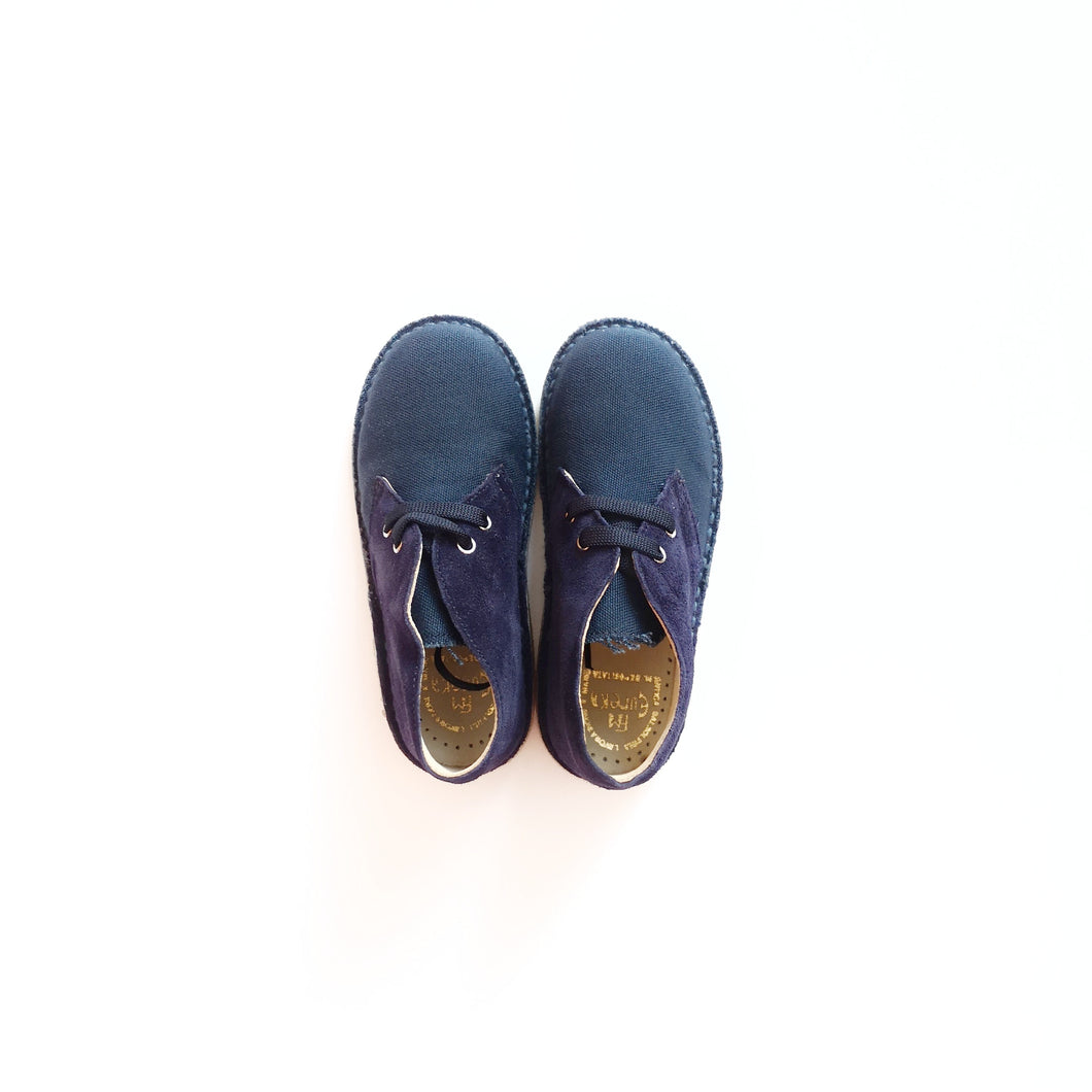 [50%OFF] Polacchino canvas rubber sole (in-stock)