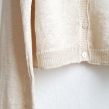 Load image into Gallery viewer, [50%OFF] Linen cardigan
