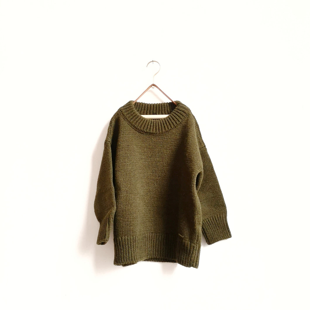 [60%OFF]Wool sweater