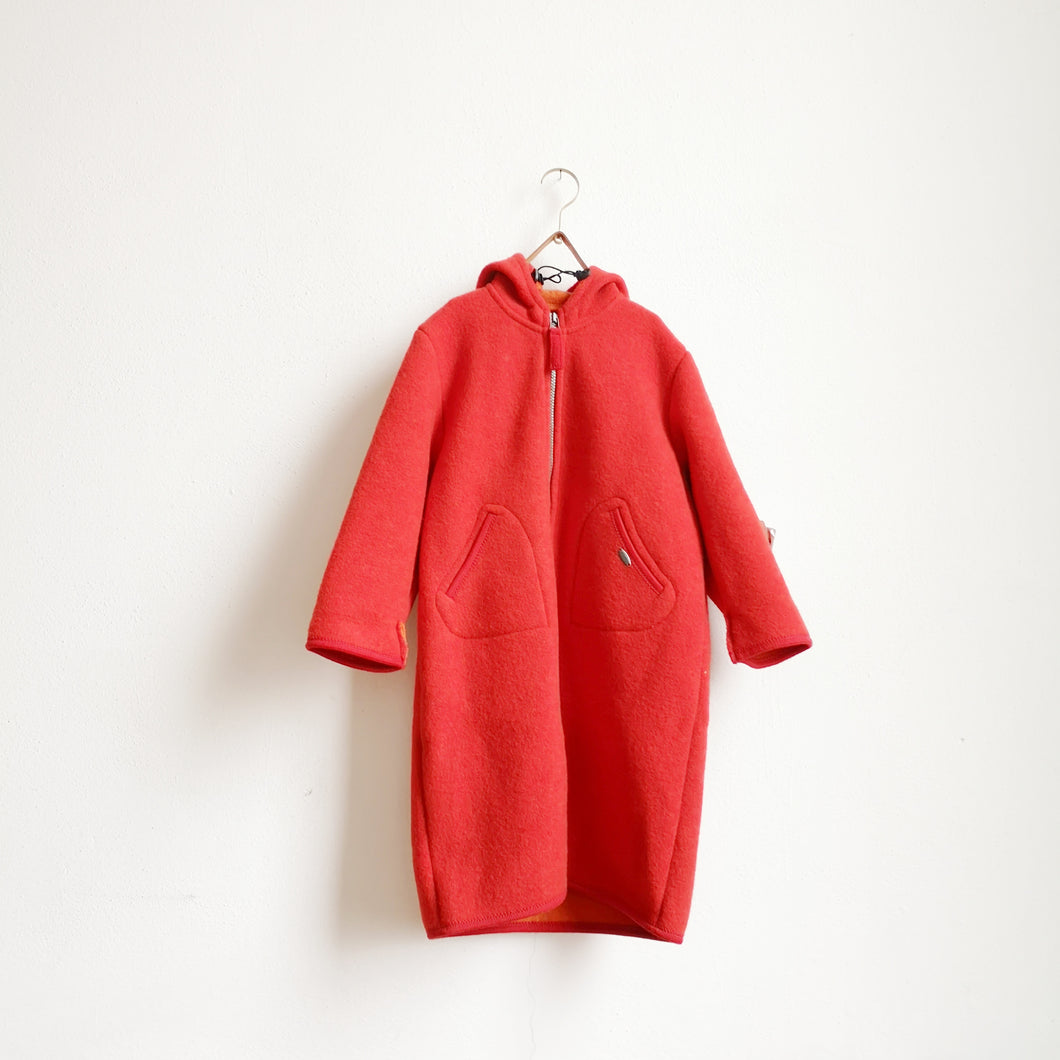 [50%OFF] Boiled wool coat