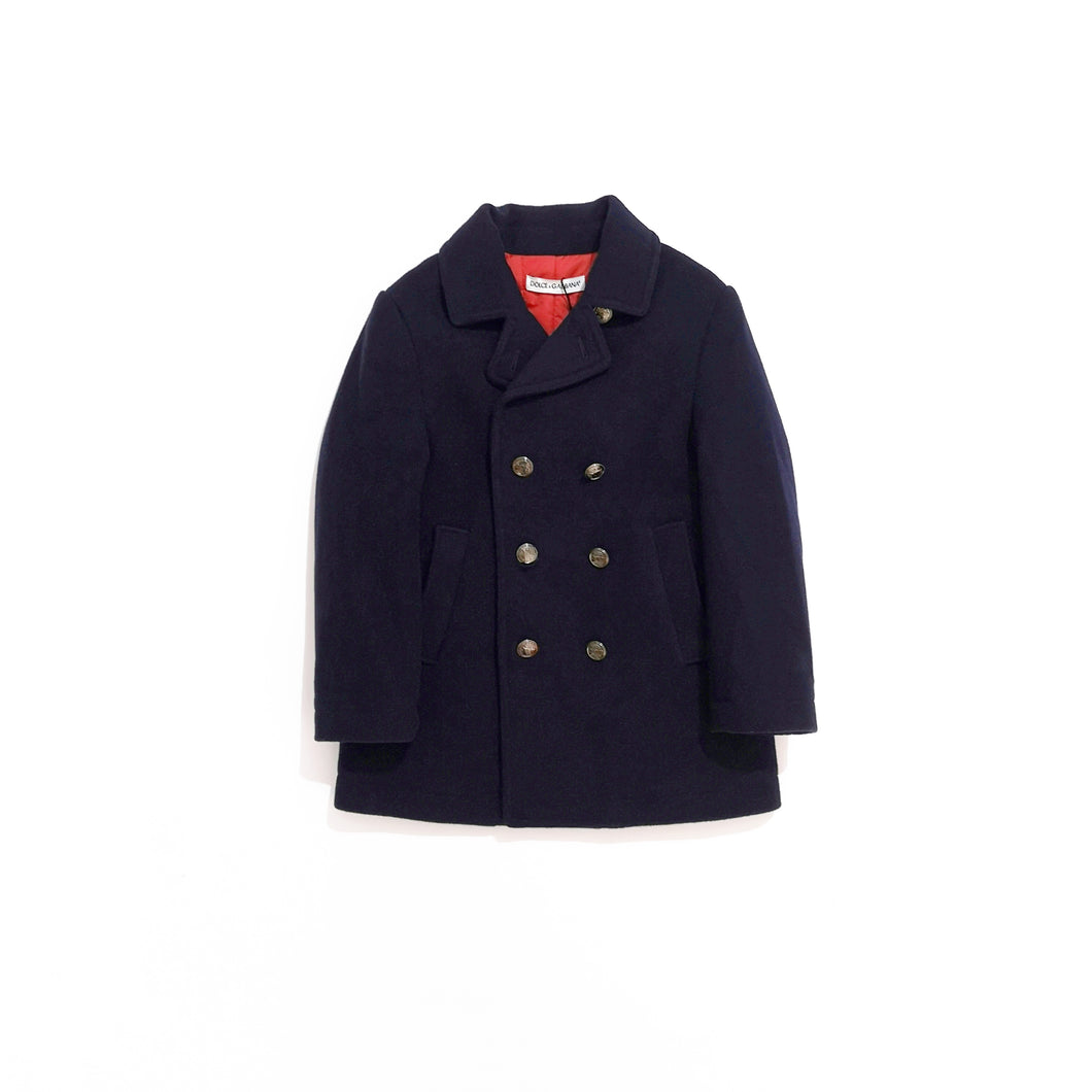 [50%OFF] Padded wool coat