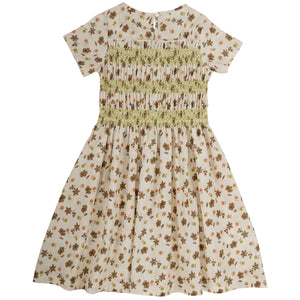 LOVE dress-flowers dolores