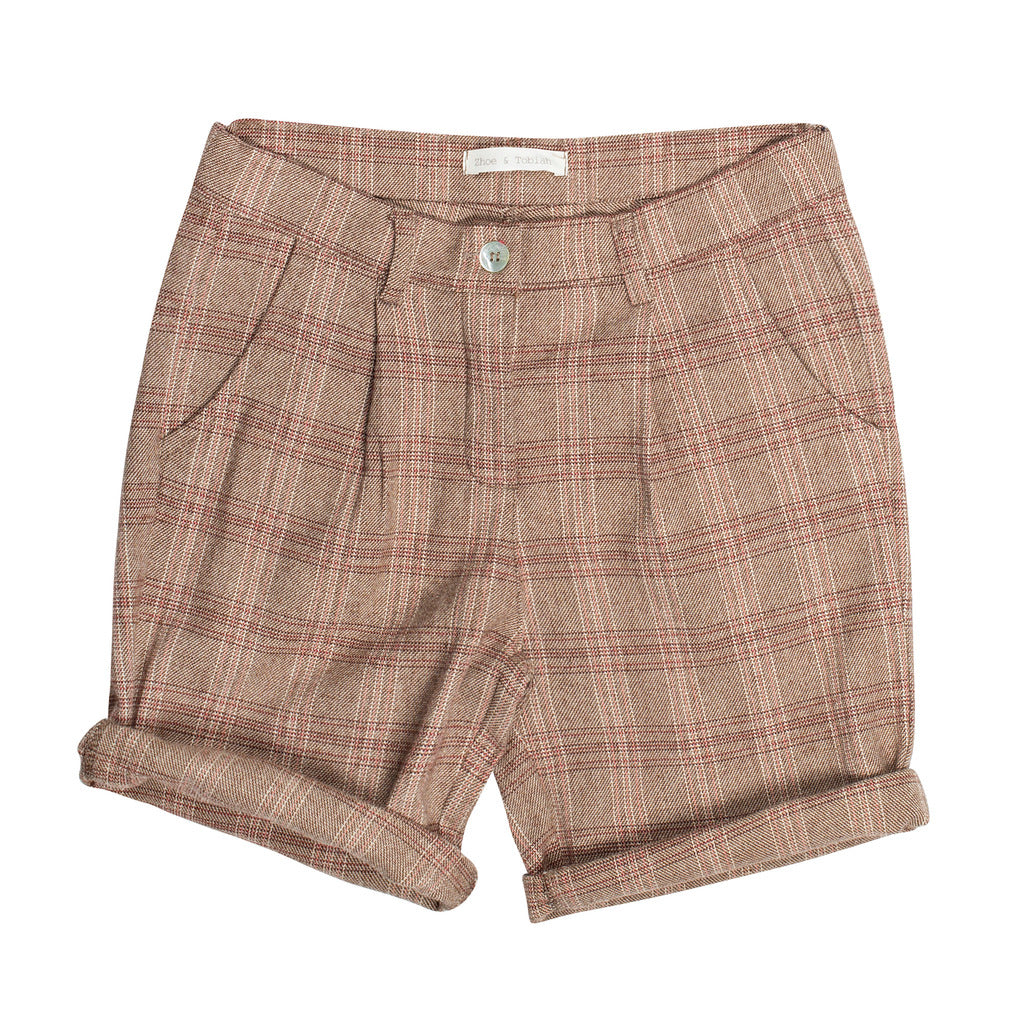 [60%OFF] Wool short pants