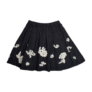 [50%OFF] Embroidered skirt