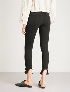 LE HIGH SKINNY STILETTO HEM