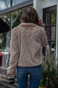 Bev Faux Fur Jacket