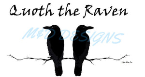 Alternative ~ Quoth The Raven