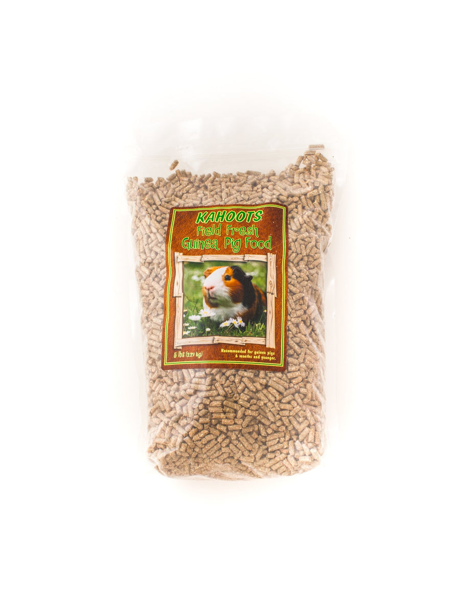 Guinea Pig Food - Alfalfa Base