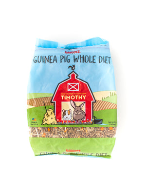 Whole Diet Guinea Pig Food