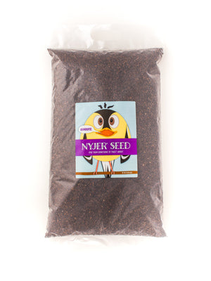 Nyjer seed in bag. 20lb