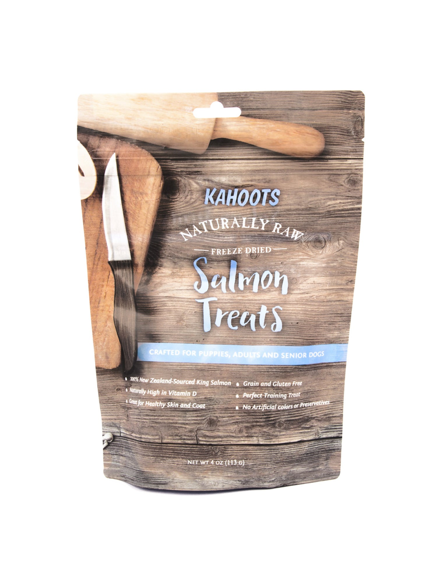 Freeze-dried Raw Salmon Treats