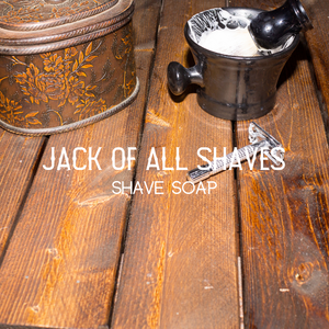Jack of All Shaves Shave Puck