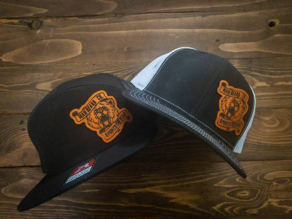 Bizr Designs Man Beard Co. Punch the Bear Hat