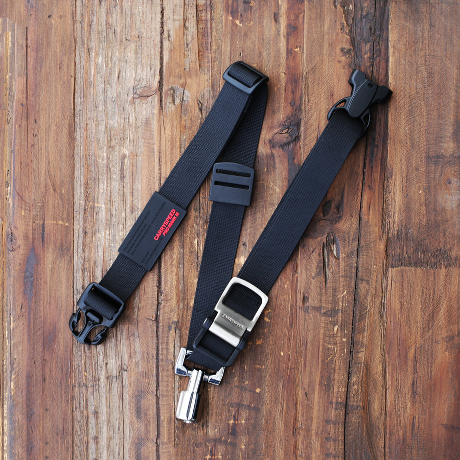 Carryspeed Body Strap with Ballhead Connector and Quick Adjustment