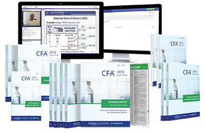 CFA PremiumPlus™ Package - 2018 - Level I