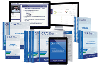 CFA PremiumPlus™ Package - Level III