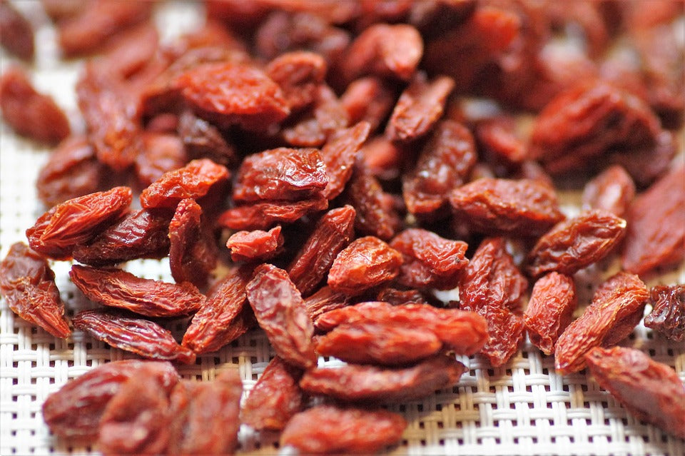 Goji Berry Health Benefits: Longevity Superfood