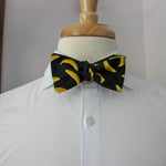 Fruity Pie Bow Tie in Banana