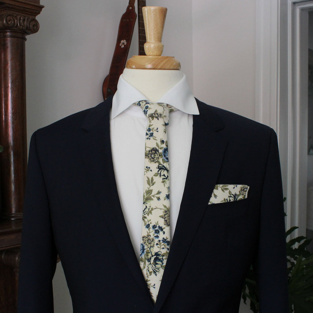 Blueberry Hill Necktie