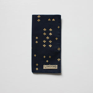 Love is a Gamble Pocket Square