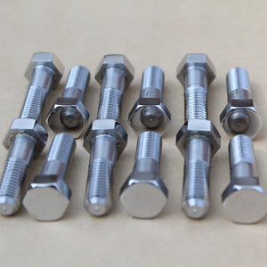 twelve brake disc bolts suzuki gt750 range