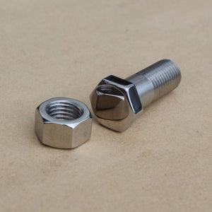 suzuki gt side stand nut and bolt in stainless steel
