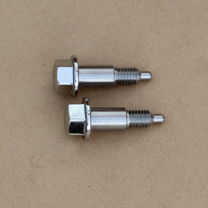 stainless steel polished kawasaki bolts 92007-040