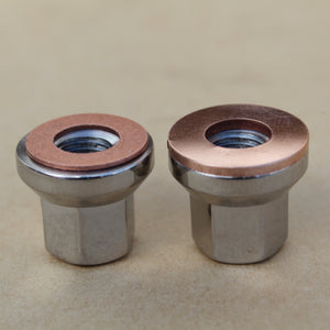 kawasaki cylinder head nuts with washers