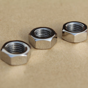 suzuki stainless steel sprocket nuts 08312-31108