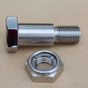kawasaki kh250 z1000 nut and bolt set
