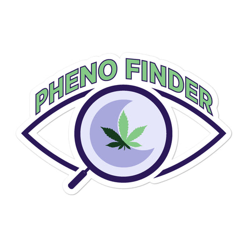 Pheno Finder Sticker