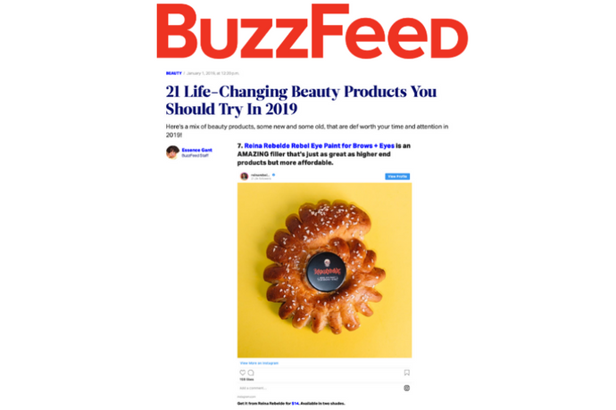 buzzfeed: 21 Life-Changing Beauty Products You Should Try In 2019