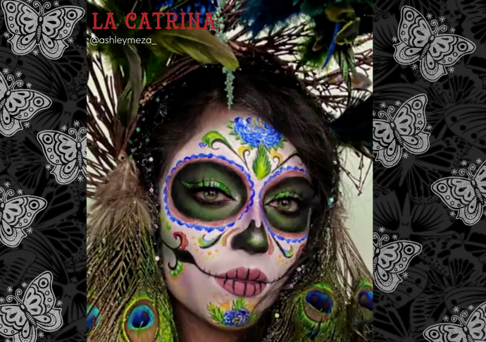La Catrina x Ashley Meza