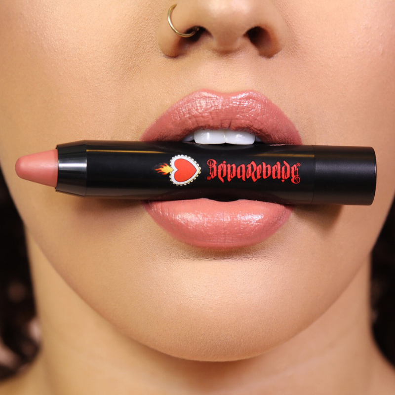 Load image into Gallery viewer, @Viva_Glam_Kay BOLD LIP COLOR STICK - Alma Desnuda