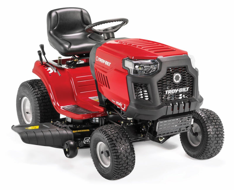 "Troy-Bilt Pony 42"" Riding Lawn Mower Tractor with 42-Inch Deck and 500cc 17.5HP Briggs and Stratton Engine"