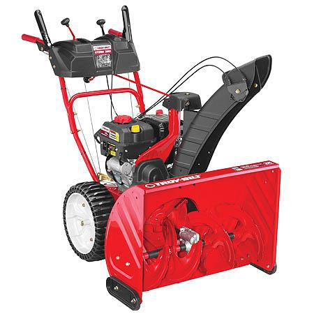 "Storm™ 2860 Snow Blower 28"" Two-Stage Snow Blower - 243cc Troy-Bilt Engine - Airless Tires"