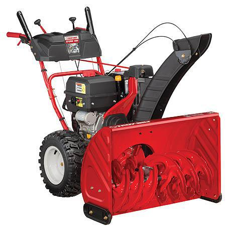 "Troy-Bilt  Storm™ 3090 Snow Blower 30"" Two-Stage Snow Blower - 357cc Engine - Touch 'n Turn® Power Steering"