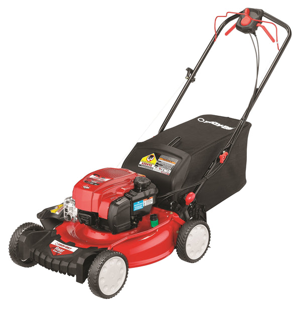 Troy-Bilt 163cc 21-inch 3-in-1 Rear Wheel Drive Self-Propelled Lawnmower