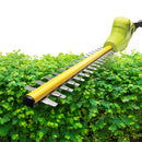 Sun Joe 20VIONLTE-PHT17 Cordless Telescoping Pole Hedge Trimmer | 17-inch | 2.0-Amp | 20-Volt | Dual Action