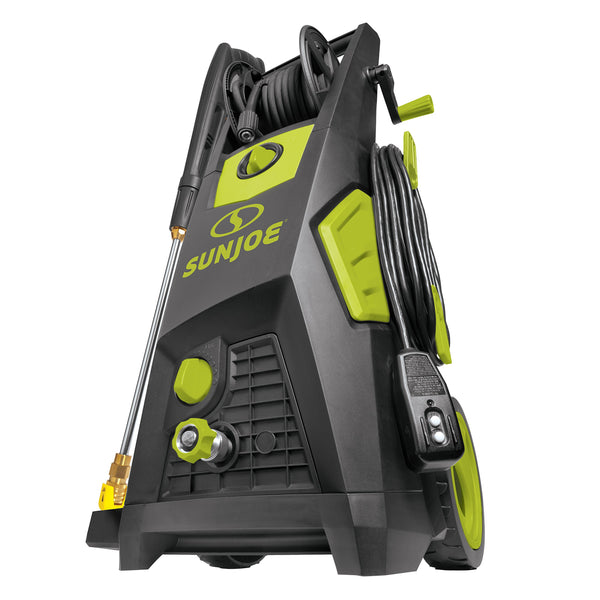 Sun Joe SPX3501 2300-PSI 1.48 GPM Brushless Induction Electric Pressure Washer with Hose Reel [Open Box]