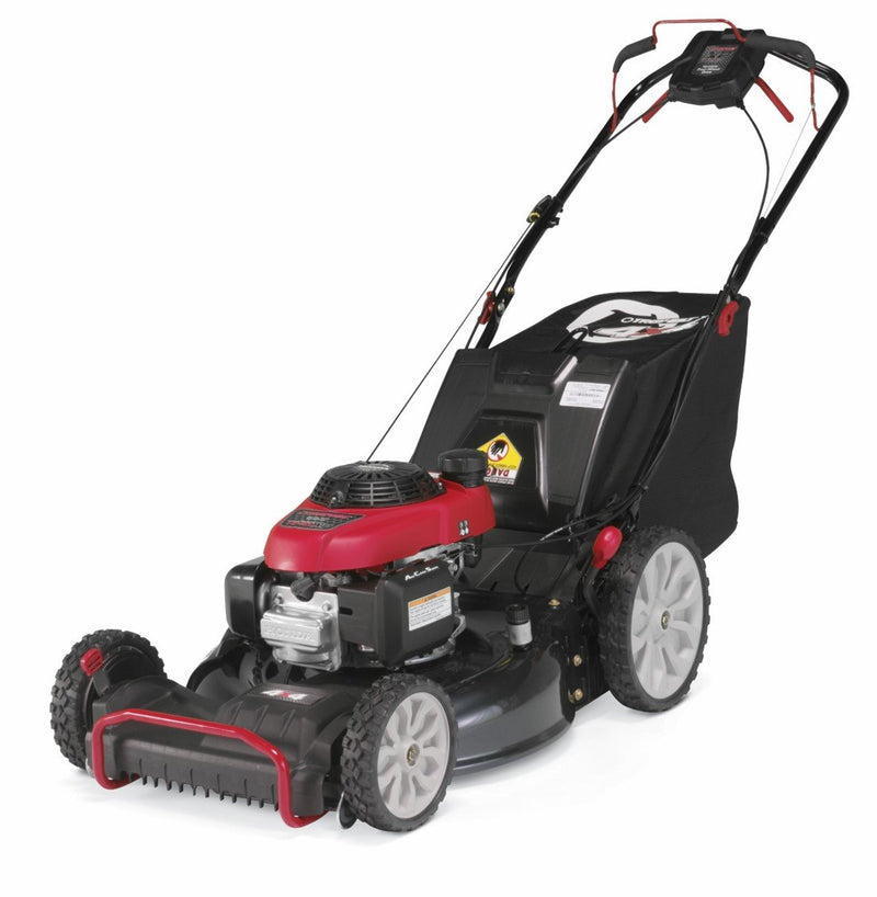 Troy-Bilt TB400 XP 21-Inch 1 90cc 2-in-1 4x4 Self-Propelled Mower