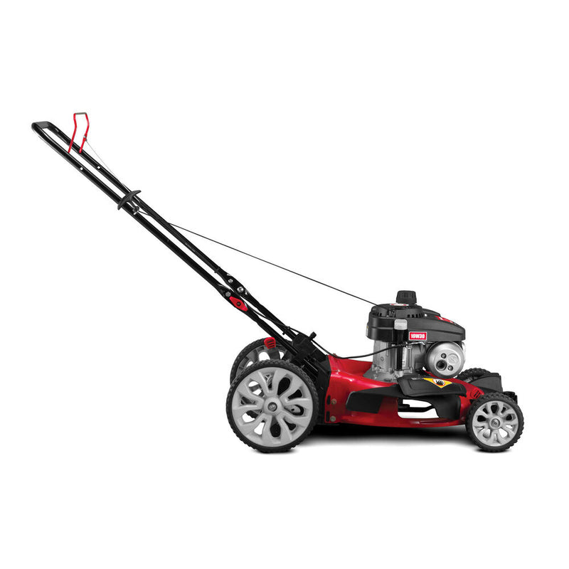 Troy-Bilt TB105 159cc 21-Inch 3-in-1 Push Lawn Mower